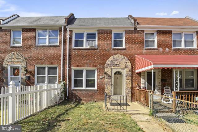 217 Grove Park Road, BALTIMORE, MD 21225 (#MDAA416744) :: Viva the Life Properties