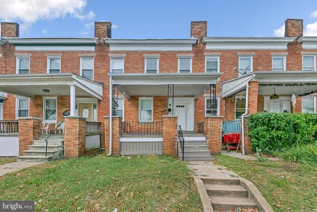 4708 York Road, BALTIMORE, MD 21212 (#MDBA488782) :: The Speicher Group of Long & Foster Real Estate