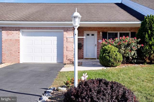 716 Marathon Drive, HAGERSTOWN, MD 21740 (#MDWA168710) :: Keller Williams Pat Hiban Real Estate Group