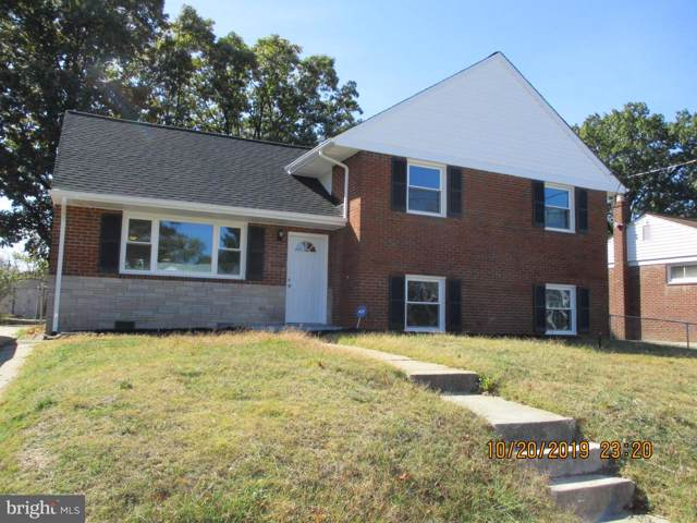 6615 Lacona Street, DISTRICT HEIGHTS, MD 20747 (#MDPG548190) :: The Sky Group