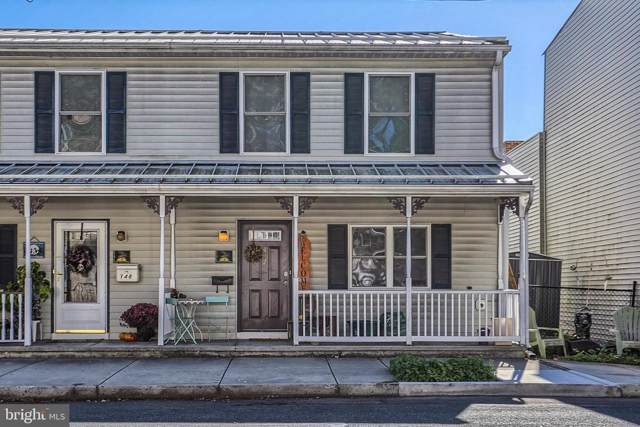 152 W North Street, CARLISLE, PA 17013 (#PACB118686) :: The Team Sordelet Realty Group