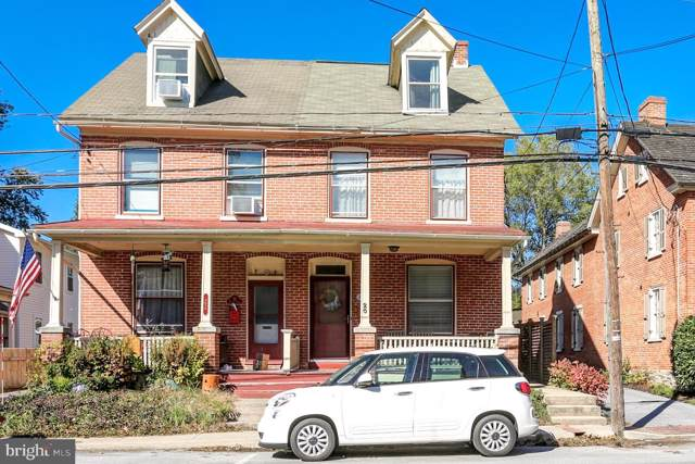 20 Miller Street, STRASBURG, PA 17579 (#PALA142288) :: Colgan Real Estate