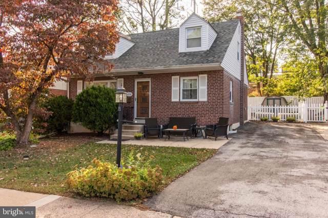 106 Harrison Avenue, NORWOOD, PA 19074 (#PADE503028) :: The Matt Lenza Real Estate Team