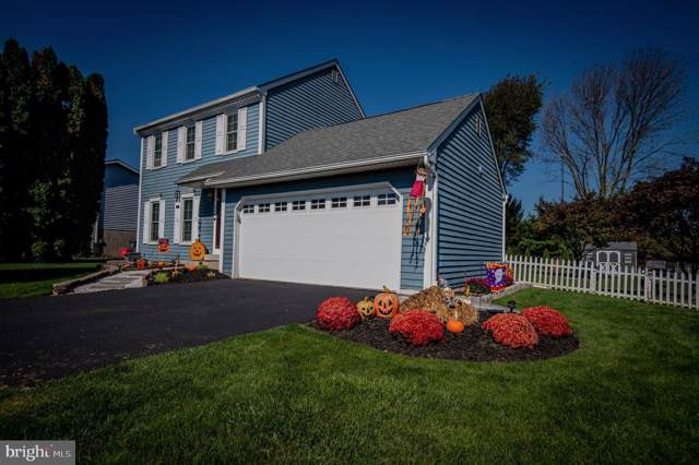 200 Maple Drive, MORGANTOWN, PA 19543 (#PABK349650) :: Bob Lucido Team of Keller Williams Integrity