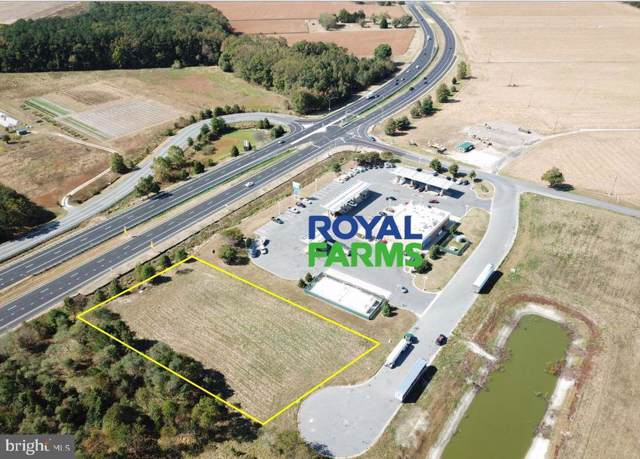 Route 50 & White Lowe Rd, SALISBURY, MD 21801 (#MDWC105616) :: The Bob & Ronna Group