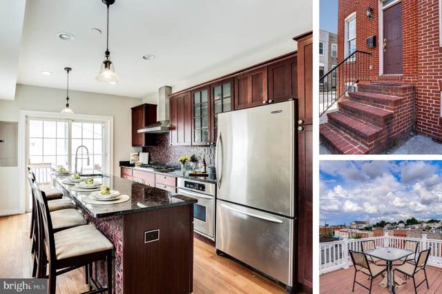 1730 Byrd Street, BALTIMORE, MD 21230 (#MDBA488828) :: The Dailey Group