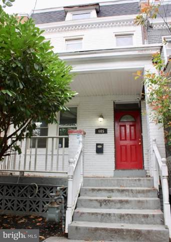 605 Longfellow Street NW, WASHINGTON, DC 20011 (#DCDC447320) :: Tom & Cindy and Associates