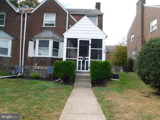820 Cypress Street, LANSDOWNE, PA 19050 (#PADE503046) :: The Matt Lenza Real Estate Team