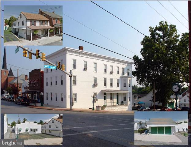 1 E Water Street, SMITHSBURG, MD 21783 (#MDWA168730) :: Arlington Realty, Inc.
