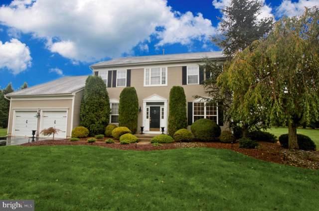 5 Jennings Drive, ALLENTOWN, NJ 08501 (#NJMM109846) :: Bob Lucido Team of Keller Williams Integrity
