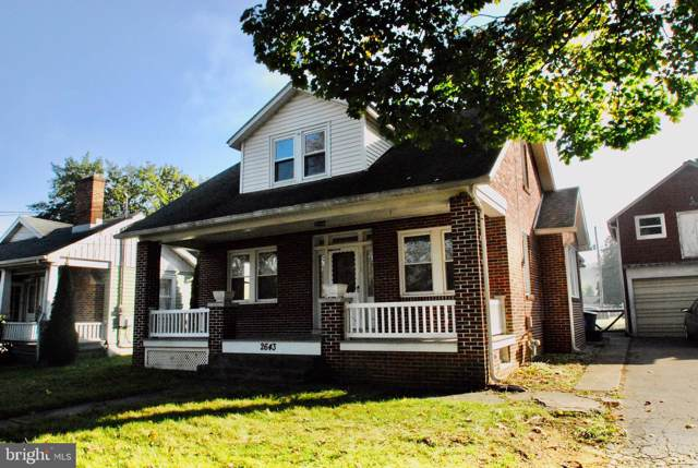 2643 N George, YORK, PA 17406 (#PAYK127294) :: Iron Valley Real Estate