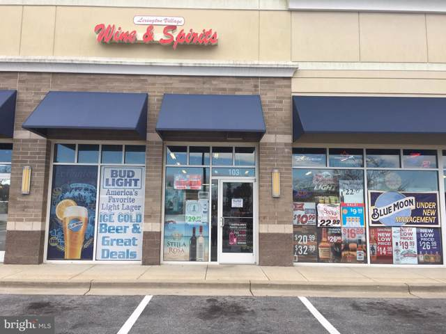 103 The Shopping Center At Lexington Village #103, LEXINGTON PARK, MD 20653 (#MDSM165726) :: Blackwell Real Estate