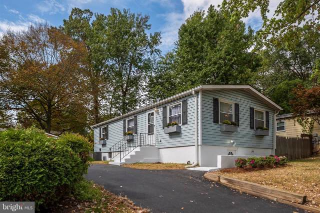 1714 Forestville Road, EDGEWATER, MD 21037 (#MDAA416864) :: The Miller Team