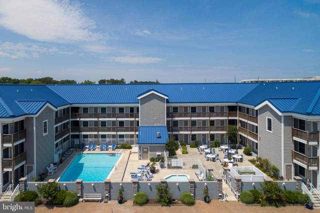 14001 Coastal Highway #103, OCEAN CITY, MD 21842 (#MDWO109986) :: RE/MAX Plus