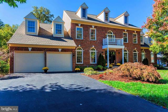 8626 Cross Chase Court, FAIRFAX STATION, VA 22039 (#VAFX1096124) :: Bruce & Tanya and Associates