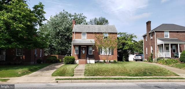 710 S Beechfield Avenue, BALTIMORE, MD 21229 (#MDBA488918) :: The Speicher Group of Long & Foster Real Estate