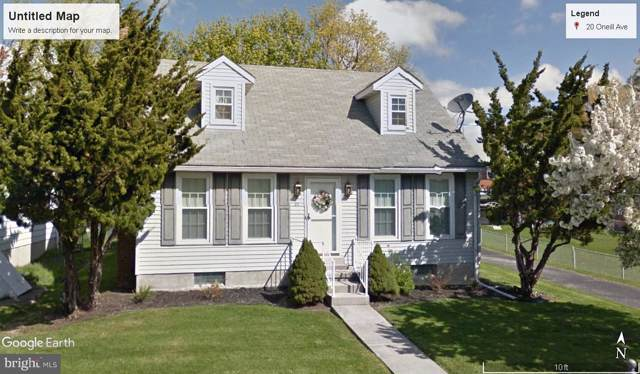 20 Oneill Avenue, HANOVER, PA 17331 (#PAYK127310) :: Teampete Realty Services, Inc