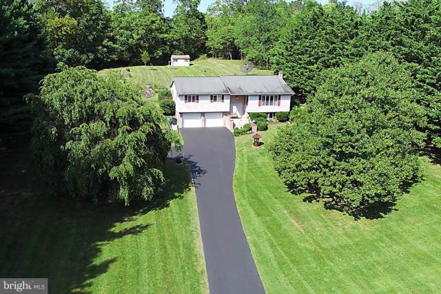 829 Carey Drive, GREENCASTLE, PA 17225 (#PAFL169266) :: The Sky Group