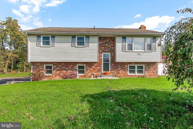 724 Lingg Road, NEW OXFORD, PA 17350 (#PAAD109200) :: Liz Hamberger Real Estate Team of KW Keystone Realty