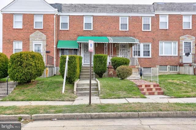 4102 Gladden Avenue, BALTIMORE, MD 21213 (#MDBA488946) :: Keller Williams Pat Hiban Real Estate Group