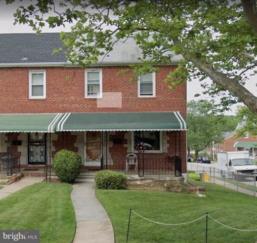 3612 Woodlea Avenue, BALTIMORE, MD 21214 (#MDBA488950) :: Pearson Smith Realty