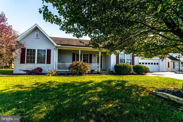 37 Oberlin Drive, FALLING WATERS, WV 25419 (#WVBE172334) :: Pearson Smith Realty