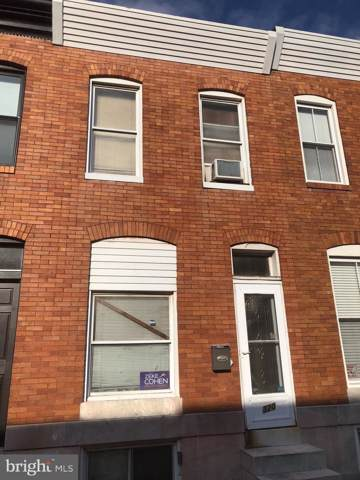 320 S Robinson Street, BALTIMORE, MD 21224 (#MDBA488978) :: Shawn Little Team of Garceau Realty
