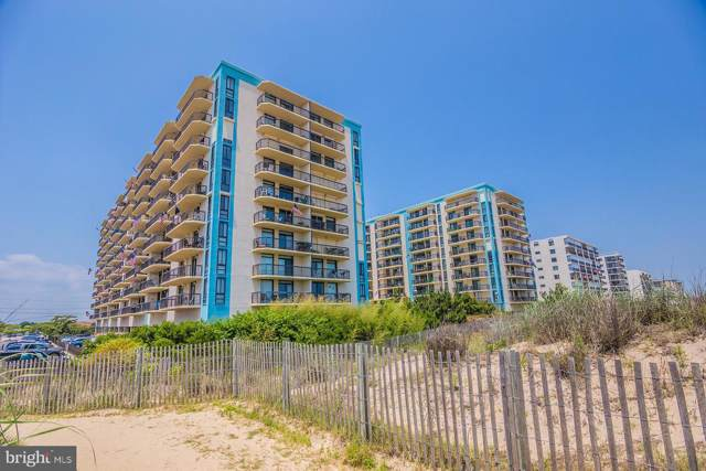 13110 Coastal Highway #206, OCEAN CITY, MD 21842 (#MDWO109992) :: AJ Team Realty