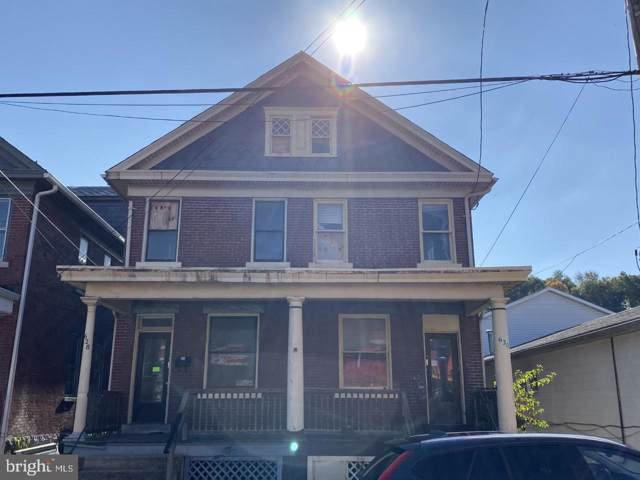 628-630 N Centre Street, CUMBERLAND, MD 21502 (#MDAL133066) :: The Licata Group/Keller Williams Realty