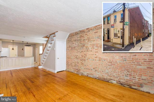 416 S Madeira Street, BALTIMORE, MD 21231 (#MDBA488990) :: Revol Real Estate