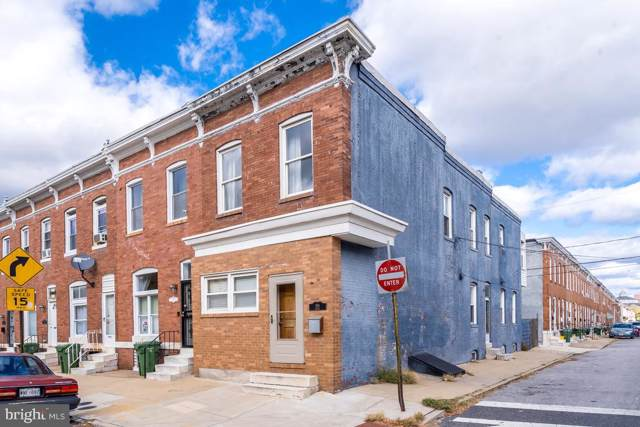 919 Bayard Street, BALTIMORE, MD 21223 (#MDBA488992) :: AJ Team Realty