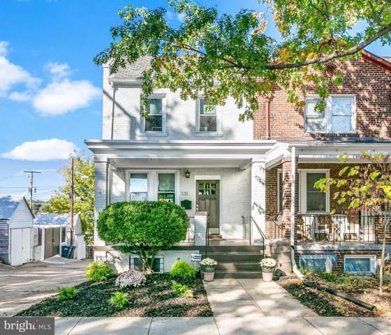 131 Jefferson Street NW, WASHINGTON, DC 20011 (#DCDC447492) :: The Daniel Register Group