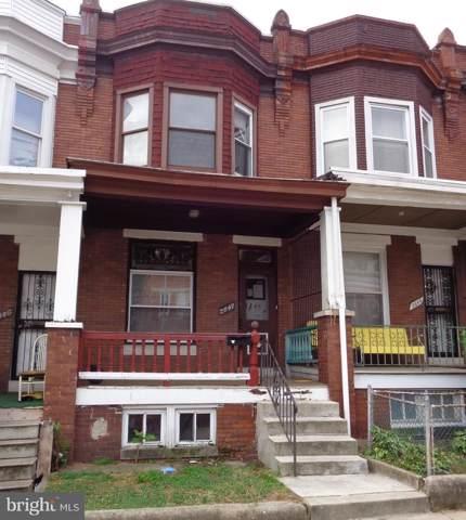 2647 Edmondson Avenue, BALTIMORE, MD 21223 (#MDBA489028) :: Keller Williams Pat Hiban Real Estate Group