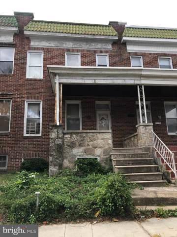 406 Gwynn Avenue, BALTIMORE, MD 21229 (#MDBA489038) :: The Maryland Group of Long & Foster