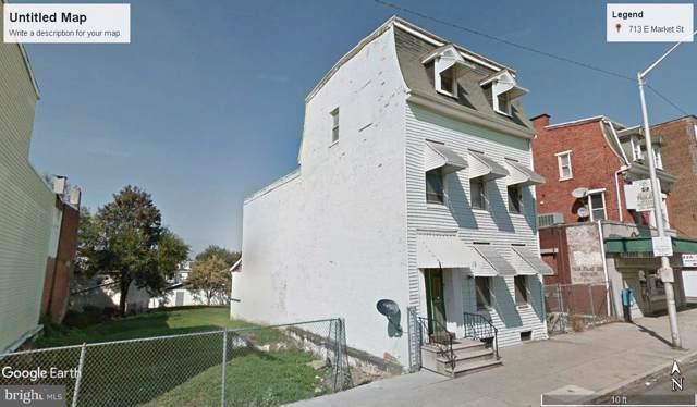 713 E Market Street, YORK, PA 17403 (#PAYK127370) :: Liz Hamberger Real Estate Team of KW Keystone Realty