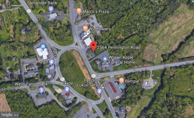 2564 Pennington Road, PENNINGTON, NJ 08534 (MLS #NJME287454) :: Jersey Coastal Realty Group