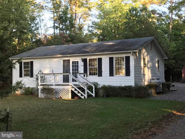 1163 Fleeton Road, REEDVILLE, VA 22539 (#VANV101176) :: The Licata Group/Keller Williams Realty