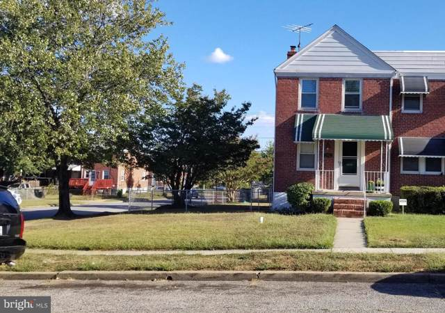 3941 Lyndale Avenue, BALTIMORE, MD 21213 (#MDBA489070) :: Pearson Smith Realty
