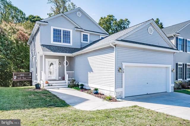 38 Acadia Street, STAFFORD, VA 22554 (#VAST216120) :: Dart Homes
