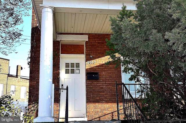 2017 Belair Road, BALTIMORE, MD 21213 (#MDBA489074) :: Pearson Smith Realty