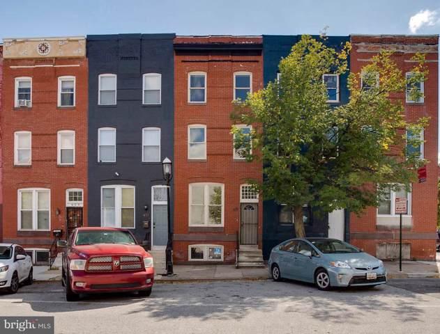 413 Robert Street, BALTIMORE, MD 21217 (#MDBA489092) :: Keller Williams Pat Hiban Real Estate Group