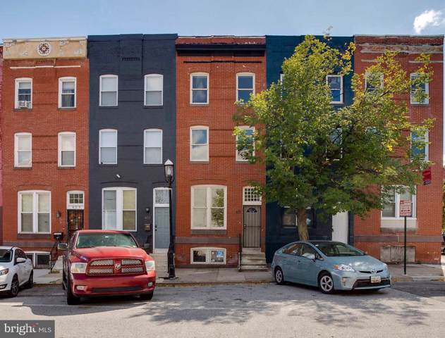 413 Robert Street, BALTIMORE, MD 21217 (#MDBA489092) :: Shamrock Realty Group, Inc
