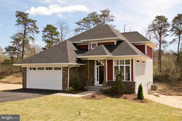 112 Colonial, CROSS JUNCTION, VA 22625 (#VAFV153878) :: AJ Team Realty