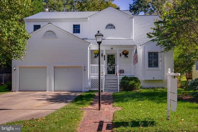 26 Ridgewood Drive, STAFFORD, VA 22556 (#VAST216124) :: Pearson Smith Realty