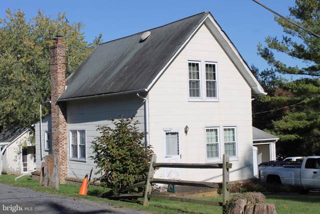 301 Prospect Road, MOUNT AIRY, MD 21771 (#MDFR255584) :: The Sky Group