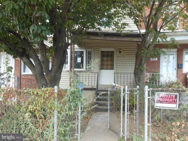 6542 Riverview Avenue, BALTIMORE, MD 21222 (#MDBA489106) :: Shawn Little Team of Garceau Realty