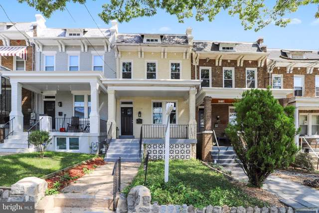5229 8TH Street NW, WASHINGTON, DC 20011 (#DCDC447584) :: Michele Noel Homes
