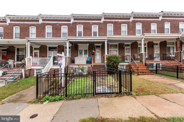 717 Mckewin Avenue, BALTIMORE, MD 21218 (#MDBA489128) :: Shamrock Realty Group, Inc
