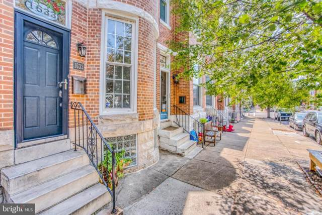 1633 Jackson Street, BALTIMORE, MD 21230 (#MDBA489132) :: Blackwell Real Estate