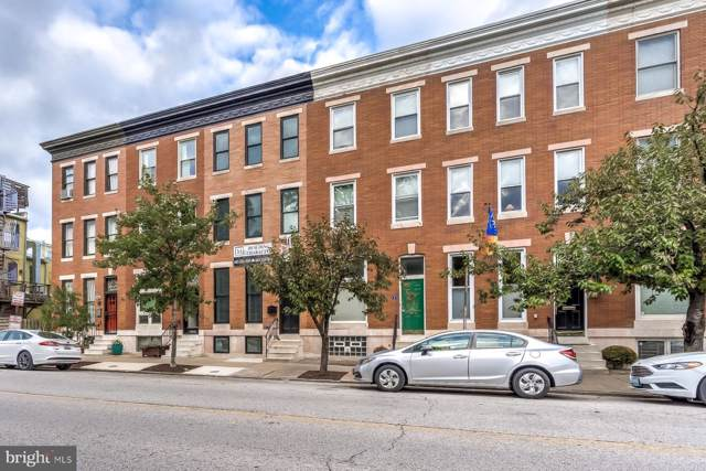 5 S Linwood Avenue, BALTIMORE, MD 21224 (#MDBA489138) :: Pearson Smith Realty